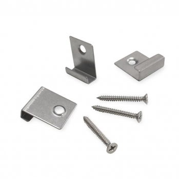 Decking Starter Clip S/STEEL PACK 20